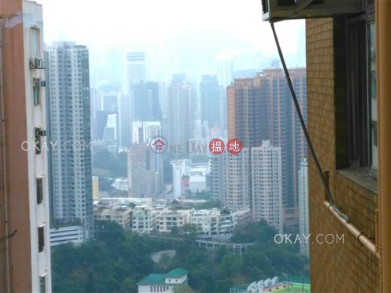 2房1廁,實用率高,極高層《大坑台出租單位》-5春暉道 | 灣仔區-香港|出租|HK$ 25,000/ 月