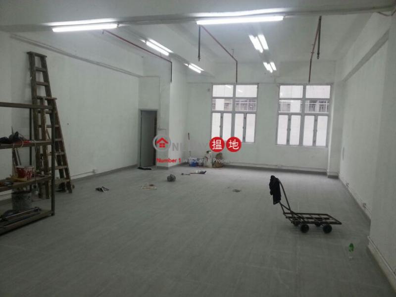華生工業大廈 沙田華生工業大廈(Wah Sang Industrial Building)出租樓盤 (fiona-02051)