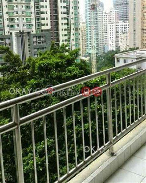 HK$ 45,000/ 月-翡翠園西區 3房2廁,實用率高,可養寵物,露台《翡翠園出租單位》