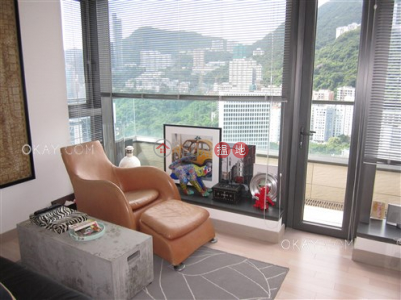 HK$ 95,000/ 月萃峯灣仔區|3房2廁,極高層,星級會所,連車位《萃峯出租單位》
