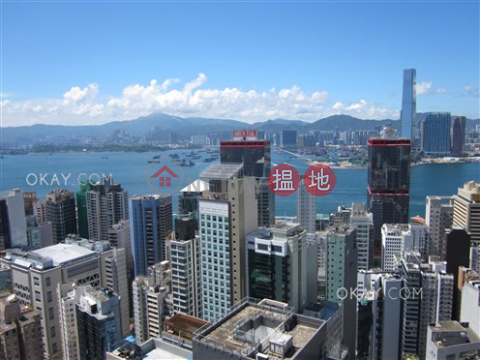 Unique 3 bed on high floor with harbour views & balcony | For Sale|Centrestage(Centrestage)Sales Listings (OKAY-S613)_0