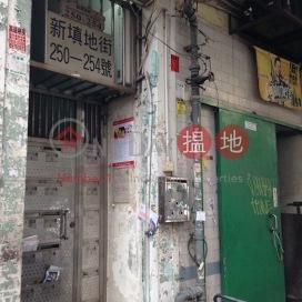 新填地街250-254號,旺角, 九龍