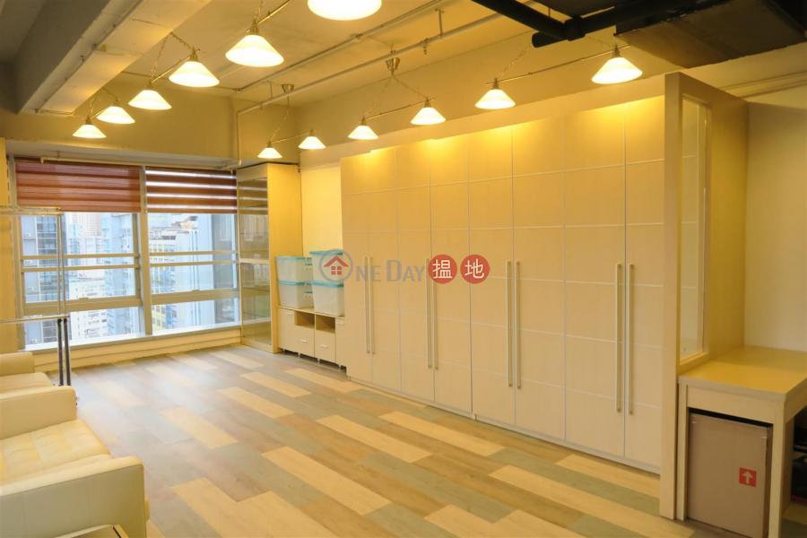 L shape window , more bright , 24 hours workshop 313 Castle Peak Road/Kwai Chung | Kwai Tsing District | Hong Kong | Sales, HK$ 5.3M