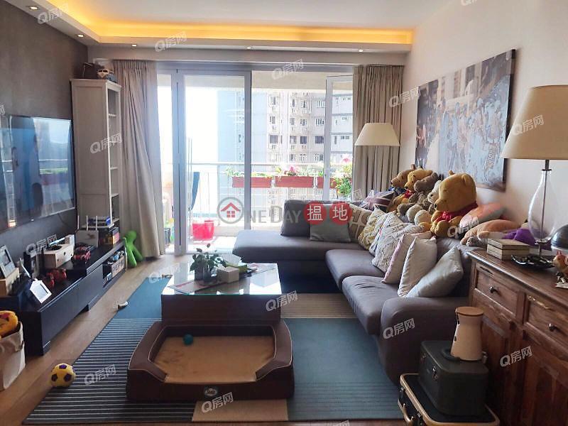 罕有兩房、海景露台《碧瑤灣25-27座買賣盤》550域多利道 | 西區-香港|出售|HK$ 1,900萬