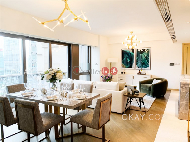 Unique 4 bedroom with balcony & parking | Rental | 3 MacDonnell Road | Central District Hong Kong, Rental, HK$ 152,800/ month