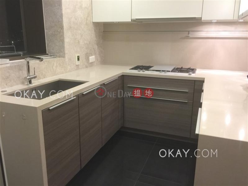 Rare 3 bedroom on high floor with balcony & parking | Rental, 458 Des Voeux Road West | Western District Hong Kong | Rental, HK$ 60,000/ month