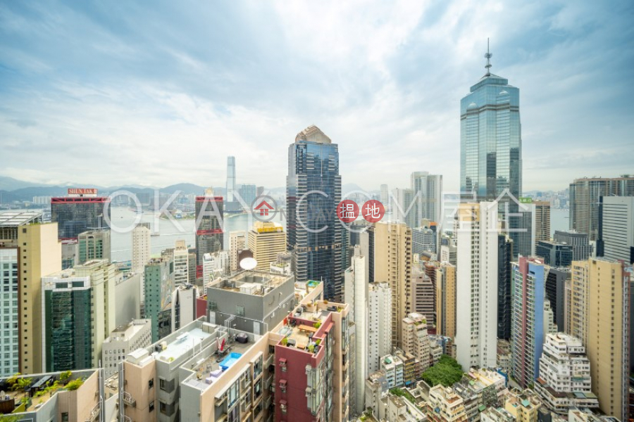Luxurious 3 bedroom on high floor with balcony | Rental, 108 Hollywood Road | Central District Hong Kong Rental | HK$ 54,000/ month
