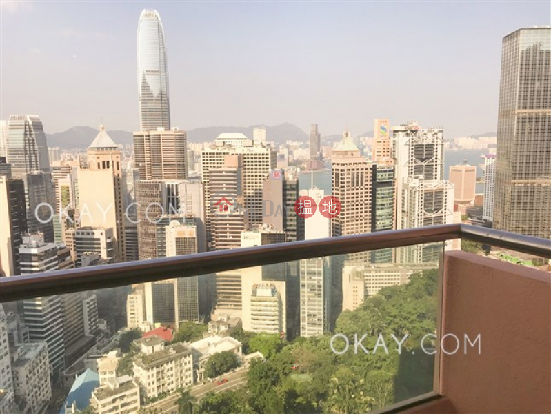 HK$ 138,000/ month, The Albany, Central District, Exquisite 3 bed on high floor with balcony & parking | Rental