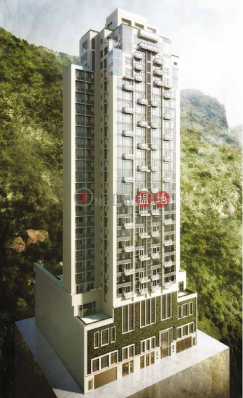 Studio Flat for Rent in Mid Levels West|Western DistrictThe Morgan(The Morgan)Rental Listings (EVHK43261)_0