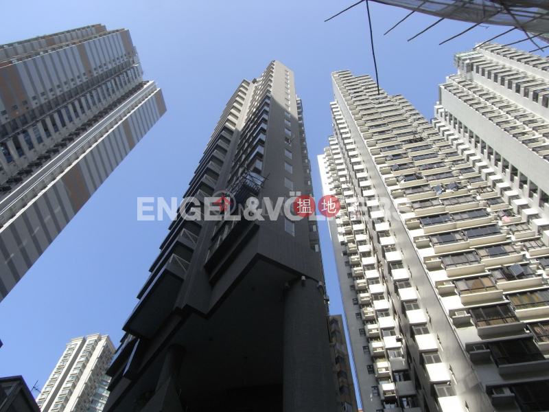 1 Bed Flat for Rent in Mid Levels West, The Icon 干德道38號The ICON Rental Listings | Western District (EVHK86392)