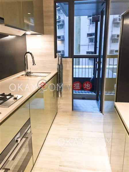 HK$ 28,000/ month Fleur Pavilia Tower 3 Eastern District Charming 1 bedroom in North Point | Rental