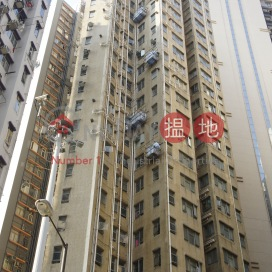 Shun Sing Mansion,Shek Tong Tsui, Hong Kong Island