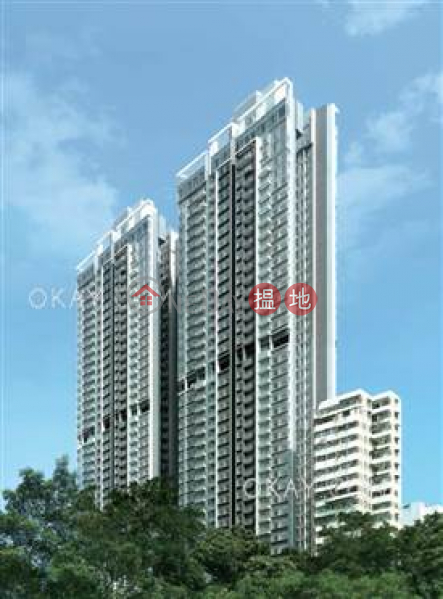 Nicely kept 2 bed on high floor with sea views | Rental | Island Crest Tower 1 縉城峰1座 Rental Listings