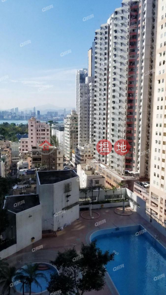 Property Search Hong Kong | OneDay | Residential, Rental Listings, Illumination Terrace | 3 bedroom Low Floor Flat for Rent