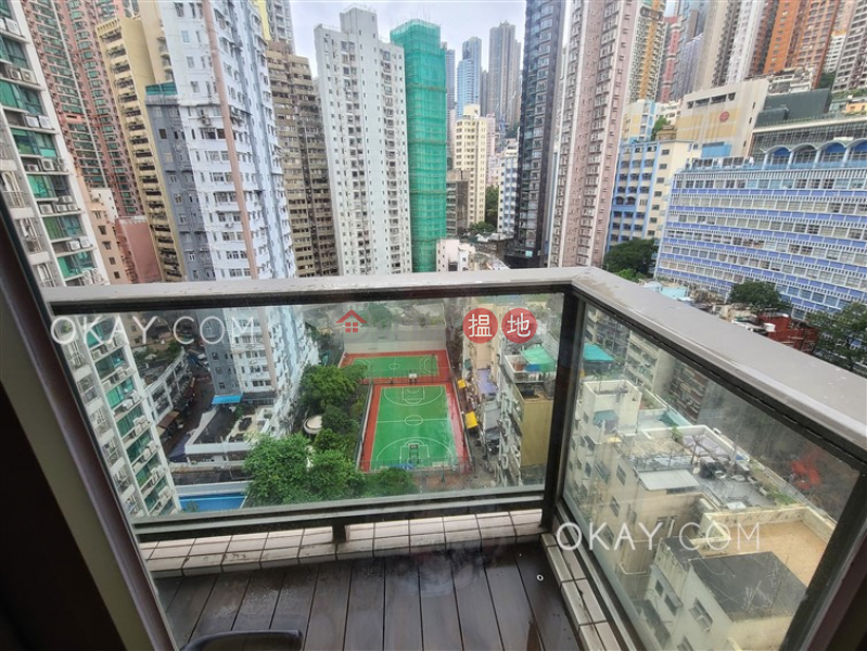 Stylish 3 bedroom with balcony | Rental | 189 Queen Road West | Western District | Hong Kong, Rental HK$ 47,000/ month