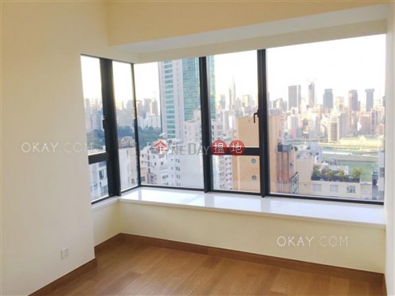 HK$ 45,000/ 月Resiglow灣仔區2房2廁,實用率高,極高層,星級會所《Resiglow出租單位》