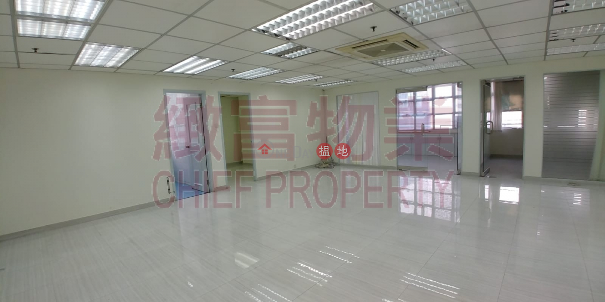 香港搵樓 租樓 二手盤 買樓  搵地   工業大廈-出租樓盤單邊開揚,內廁
