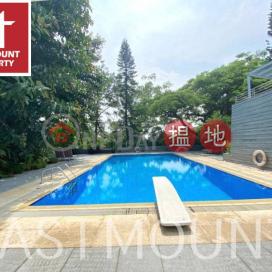 Clearwater Bay Villa House | Property For Rent or Lease in Tai Pan Court, Fei Ngo Shan Road 飛鵝山道大白閣-Patio, Pool|Shek Lei (II) Estate Shek Fook House(Shek Lei (II) Estate Shek Fook House)Rental Listings (EASTM-RCWHD29)_0