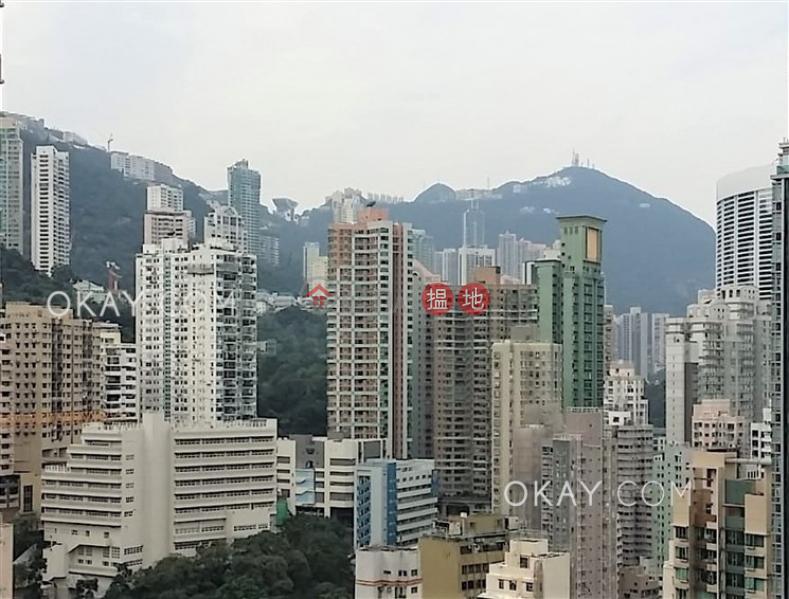 香港搵樓|租樓|二手盤|買樓| 搵地 | 住宅出租樓盤1房1廁,極高層,連租約發售,露台《囍匯 2座出租單位》