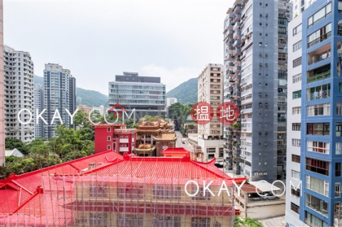 Unique 2 bedroom with balcony   Rental Wan Chai DistrictResiglow(Resiglow)Rental Listings (OKAY-R323127)_0