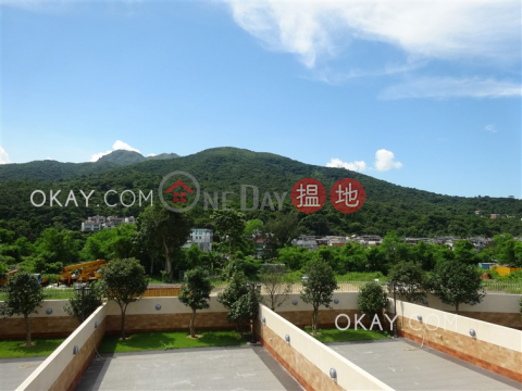 Popular house with rooftop, terrace & balcony | For Sale|Ho Chung New Village(Ho Chung New Village)Sales Listings (OKAY-S288133)_0