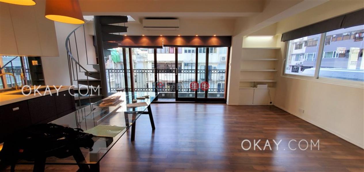 HK$ 43,000/ 月寶慶大廈-中區-1房1廁,極高層《寶慶大廈出租單位》