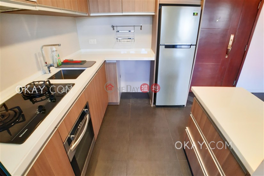 Lovely 3 bedroom with terrace | Rental, Prosperous Height 嘉富臺 Rental Listings | Western District (OKAY-R66696)