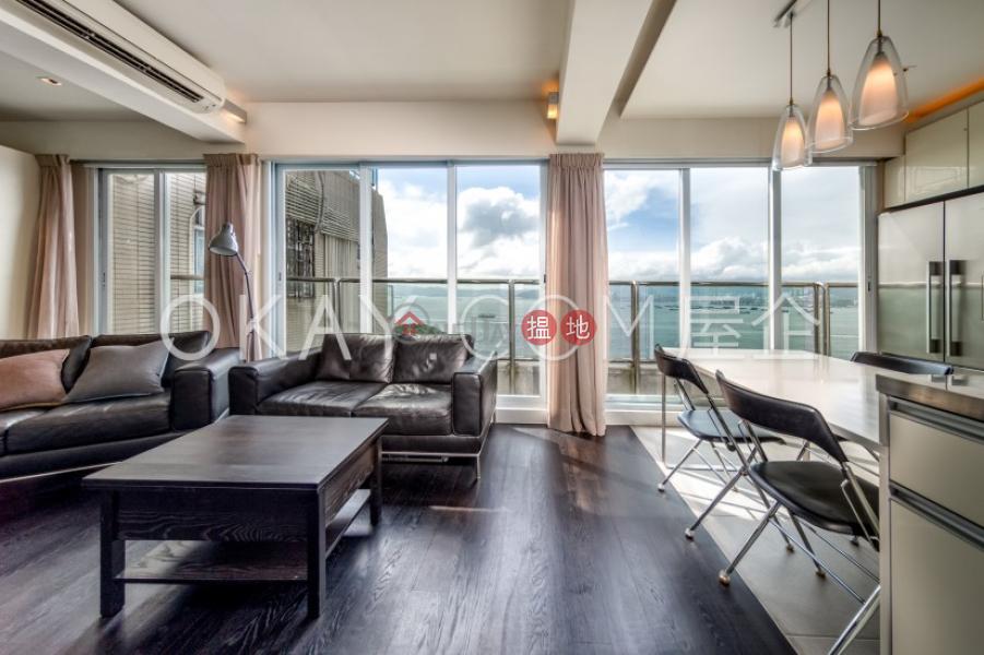 2房2廁,實用率高,極高層麗景大廈出租單位|80域多利道 | 西區-香港-出租|HK$ 55,000/ 月