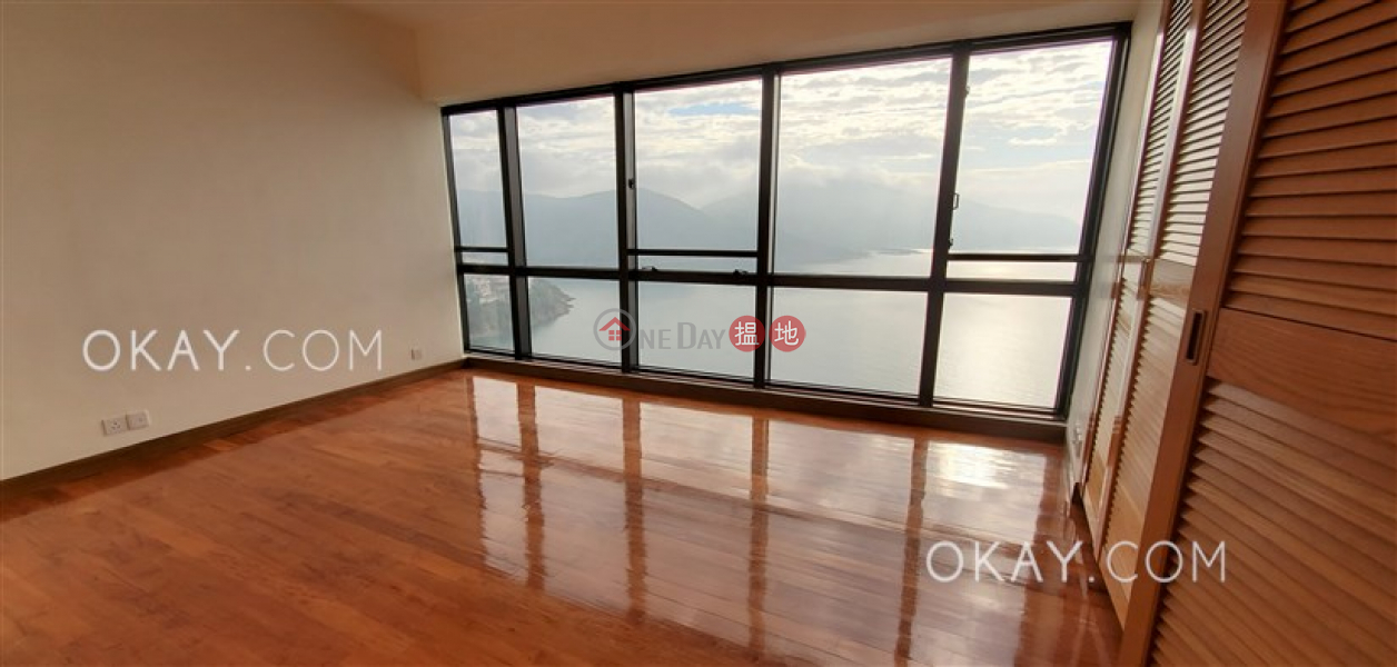 HK$ 50M, Pacific View Southern District, Gorgeous 4 bed on high floor with sea views & balcony | For Sale