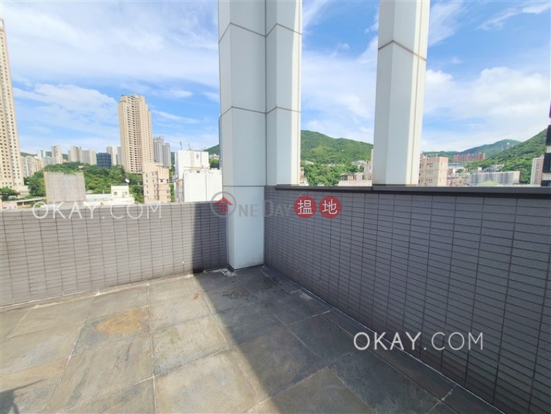 Property Search Hong Kong | OneDay | Residential, Rental Listings, Exquisite penthouse with rooftop, balcony | Rental