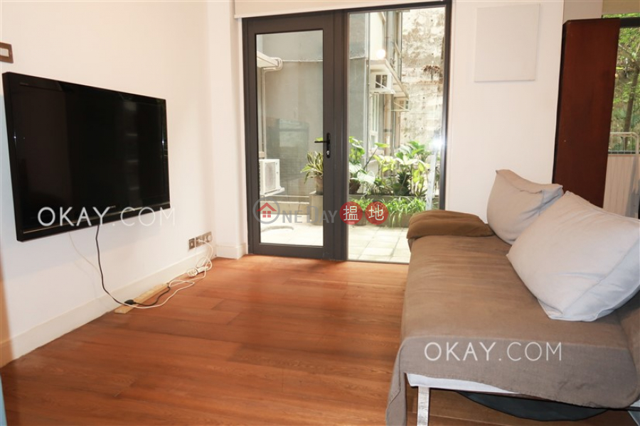 Luxurious 1 bedroom with terrace | Rental | 42-60 Tin Hau Temple Road 天后廟道42-60號 Rental Listings