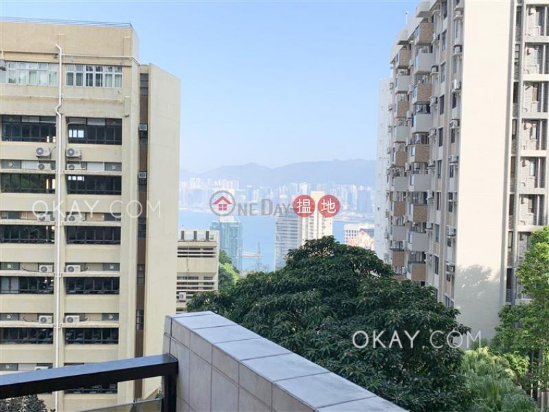 香港搵樓|租樓|二手盤|買樓| 搵地 | 住宅-出租樓盤|4房2廁,實用率高,連車位,露台慧雅閣B座出租單位