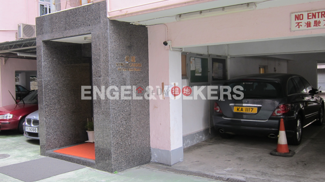 HK$ 42,000/ month, King\'s Garden Western District   3 Bedroom Family Flat for Rent in Mid Levels West