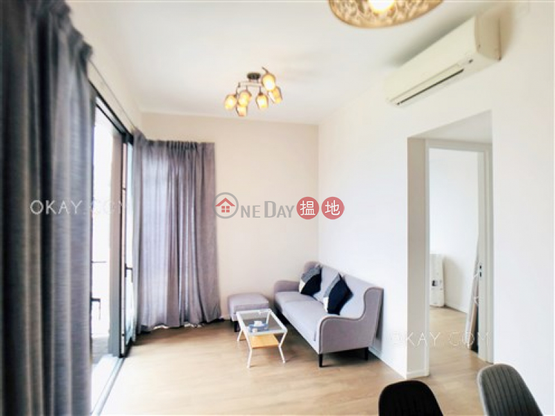 Nicely kept 2 bedroom on high floor with balcony | For Sale | The Warren 瑆華 Sales Listings
