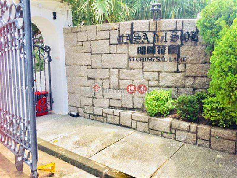 Rare house with sea views, terrace & balcony | Rental | Casa Del Sol 昭陽花園 Rental Listings