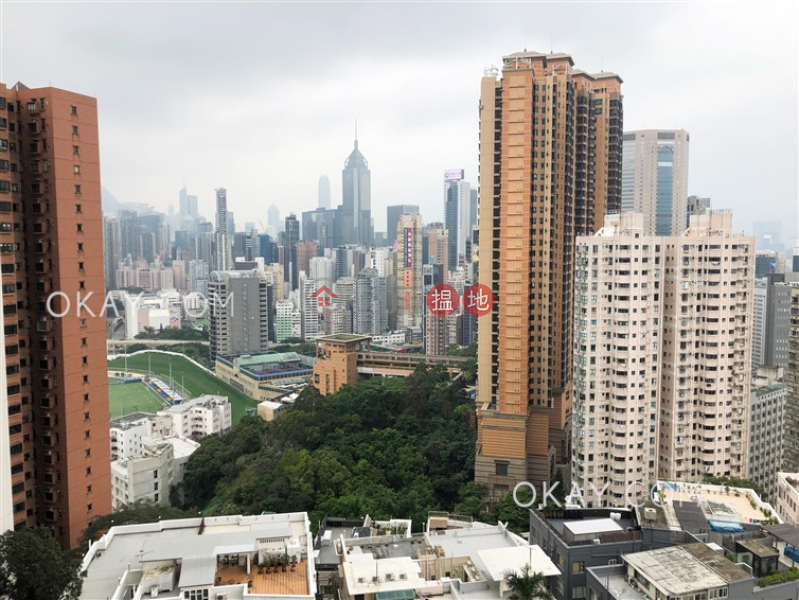Unique 4 bedroom with balcony & parking | Rental | Beverly Hill 比華利山 Rental Listings