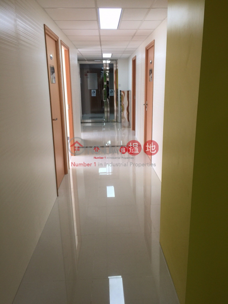 OFFICE FOR LEASE (3 min to Kwai Hing MTR) | Mai Wo Industrial Building 美和工業大廈 Rental Listings
