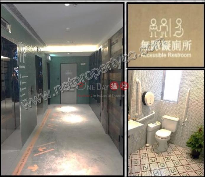 HK$ 208,650/ 月泰基商業大廈 (Bonham Circus)|西區|Bonham Circus