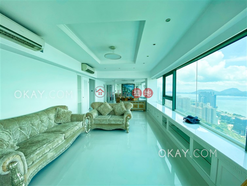 香港搵樓 租樓 二手盤 買樓  搵地   住宅-出租樓盤5房3廁,極高層,海景,星級會所豪峰出租單位