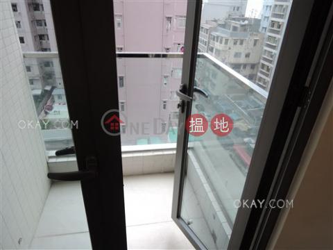 Unique 2 bedroom with balcony | Rental|Western District18 Catchick Street(18 Catchick Street)Rental Listings (OKAY-R294108)_0