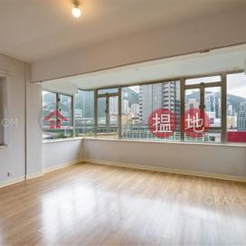 Elegant 1 bedroom on high floor with racecourse views | Rental|157-159 Wong Nai Chung Road(157-159 Wong Nai Chung Road)Rental Listings (OKAY-R371188)_3