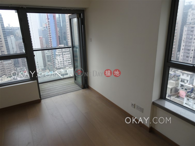 Unique 2 bedroom with balcony | Rental, Centre Point 尚賢居 Rental Listings | Central District (OKAY-R84497)