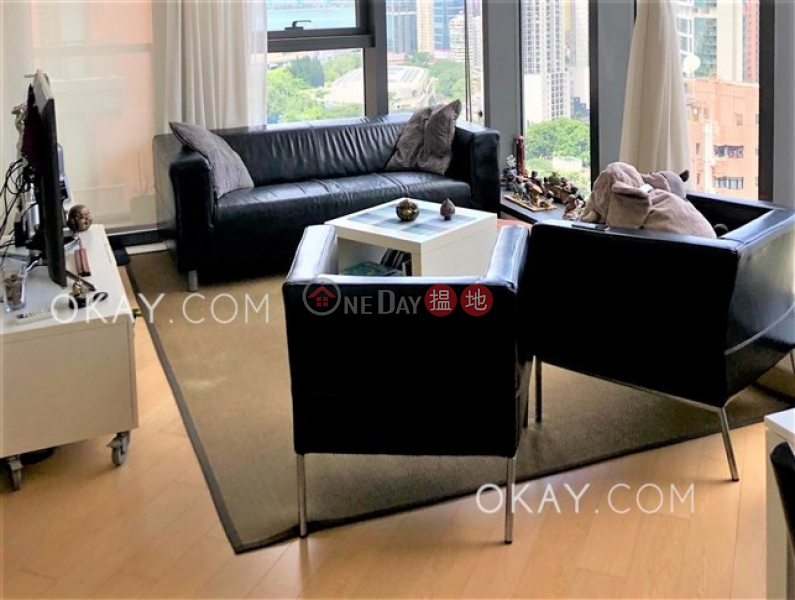 Property Search Hong Kong | OneDay | Residential, Rental Listings | Tasteful 2 bedroom on high floor with balcony | Rental