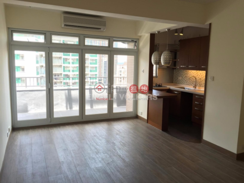 HK$ 15.5M, Rhine Court | Western District | 2 Bedroom Flat for Sale in Sai Ying Pun