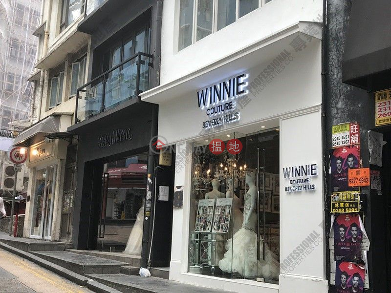 Whole building for lease., 39 Staunton Street 士丹頓街39號 Rental Listings | Central District (01b0126808)