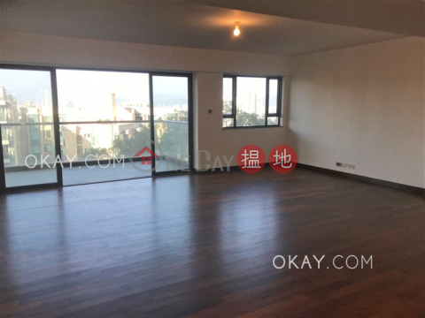 Efficient 4 bedroom with balcony & parking | Rental|Po Shan Mansions(Po Shan Mansions)Rental Listings (OKAY-R355948)_0