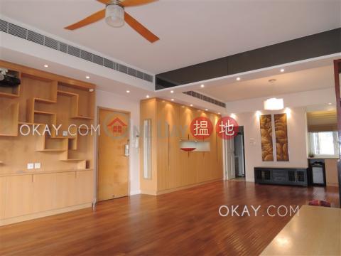Efficient 3 bedroom with balcony & parking | Rental|Fulham Garden(Fulham Garden)Rental Listings (OKAY-R30999)_0