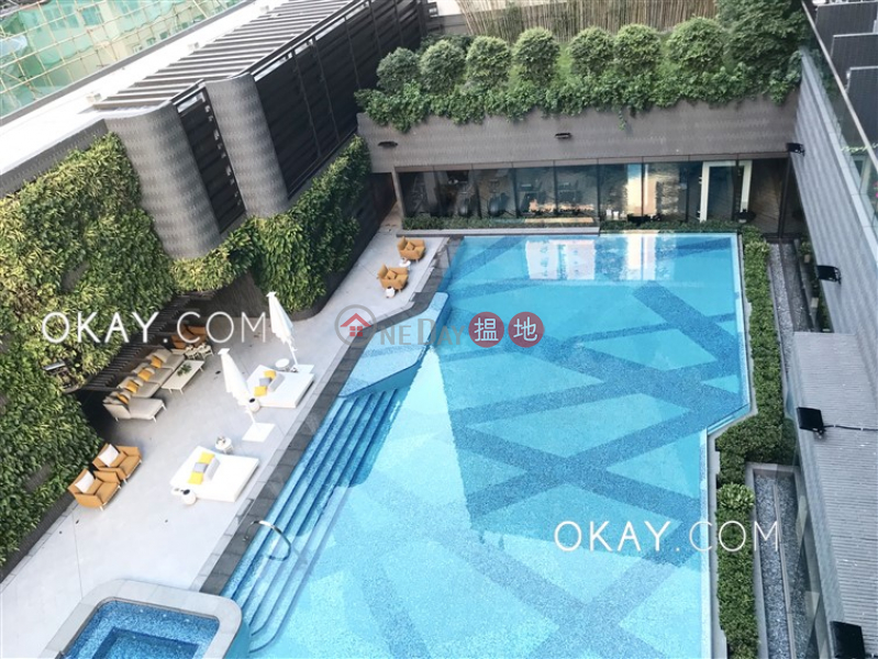 Stylish 2 bedroom on high floor with balcony | For Sale | Novum West Tower 1 翰林峰1座 Sales Listings