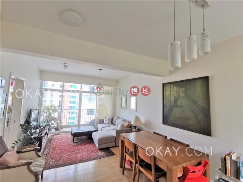 Property Search Hong Kong | OneDay | Residential | Sales Listings Efficient 3 bed on high floor with balcony & parking | For Sale