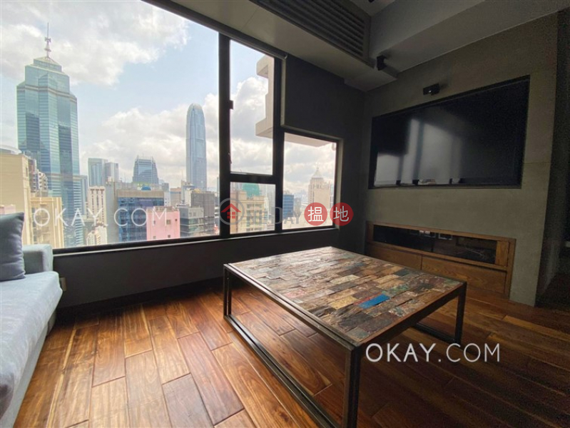 Property Search Hong Kong | OneDay | Residential, Rental Listings | Lovely 2 bedroom on high floor with rooftop | Rental